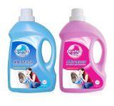 Detergente líquido del lavadero antibacteriano para el bebé