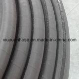 (EN856-4SH) Gewundenes Hochdrucköl-flexibler hydraulischer Gummischlauch