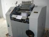 Machine à coudre Sxc-460 de grippement de livre vendue pour la Slovaquie depuis 2008