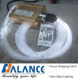 Casamento Table Plan Optic Fiber Kits para Decorations