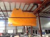 Barco salva-vidas totalmente incluido da fibra de vidro do fuzileiro naval para a venda