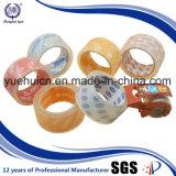 Cinta cristalina de acrílico de la cinta caliente BOPP de las ventas BOPP de Alibaba