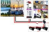 Sistema generatore di forza motrice solare su Grid Home Solar System 1KW a 100000KW