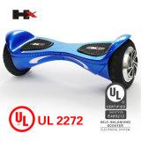 Hoverboard électrique avec le scooter de équilibrage d'individu de la batterie UL2272 de Samsung
