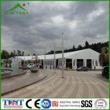 アルミニウムPVC販売のための屋外展覧会の玄関ひさしのテント