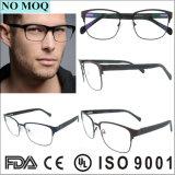 Wenzhou Unsex neues Modell 2016 großen rostfreien Brille-Rahmen für optische Gläser