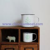 Tazza dell'acqua di Sunboat, articoli per la tavola degli apparecchi di cucina dell'articolo da cucina della tazza di caffè del latte della tazza dello smalto