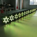luz de aluminio de la IGUALDAD de 18X15W Rgbaw LED para la boda