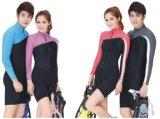 Lycra Long&#160 ; Wetsuit de chemise pour Uinsex