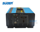 Suoer Frequency Inverter 1000W 12V 220V Inverter Charger (SUS-1000A)