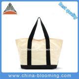 Sac d'emballage de la toile d'Eco des femmes réutilisables adaptées aux besoins du client de sac à main