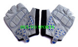 Skateboard-Handschuhe, Schneiden-Finger Fahrrad Golves, Breakdancing Handschuhe