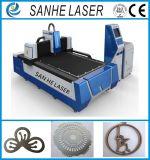 金属またはステンレス鋼のセリウムISOのためのファイバーレーザーの打抜き機