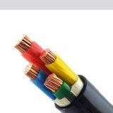 el cable de la baja tensión 0.6/1kv, PVC aisló el cable de la corriente eléctrica