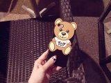 Горячее милое аргументы за iPhone6 PC плюшевого медвежонка коробки