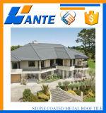 Плитка крыши металла цветастого камня Coated