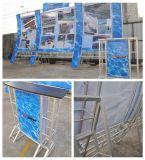 Beweglicher Aluminiumbinder-Messeen-Stand