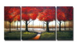 Wholesales Gx7212를 위한 조경 Acrylic DIY Canvas Oil Painting
