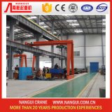 Singoli Girder e Double Girder Type Semi Gantry Crane From Cina