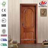 Дверь самомоднейшего Veneer офиса Mahogany деревянная