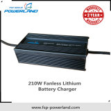 210W 48V 4A Fanless Lithium Battery Charger