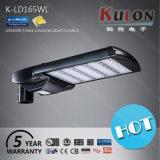5 años de la garantía IP66 LED de luz de calle