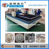Blech-legierter Stahl-Silikon-Stahllaser-Ausschnitt-Maschine
