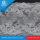 Women를 위한 높은 Quality Elastic Tricot Trim Lace