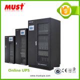 Most 3 Phase Niederfrequenzonline-Technologie UPS-10k-550kVA IGBT