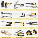 9PCS conjunto de herramientas de acero determinado de la precisión del destornillador de la herramienta de mano CRV