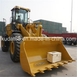 세륨, CAT Licensed Engine (ZL50G Wheel Loader)를 가진 5 톤 Wheel Loader