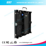 High Brightness P4.81mm Full Color Rental Indoor LED Screen para Art Festival Stage