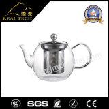Crisol de cristal de la tetera/del café/caldera de té con Infuser