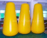 Yellow 2.5m Height Inflatable Marker Buoy Float