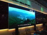 Panneau large d'Afficheur LED de la cornière de vue de HD P4 pour le contact