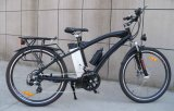E-Велосипед батареи лития города 180W~250W с рамкой сплава (TDE-003)