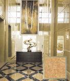 De decoratieve Tegel van de Vloer kijkt Marmeren