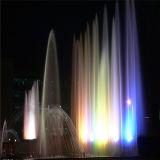 27W DMX Steuerqualität RGB-Ring-Brunnen-Licht