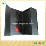 Cadre de empaquetage de parfum de mode avec le clinquant d'or (CKT-CB-125)