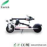 2wheelおよびBluetoothのスピーカーが付いている400W電気スクーター