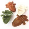 Festins dentaires Shaped de Crockodile de produits de crabot d'aliment pour animaux familiers d'approvisionnement d'animal familier pour le crabot avec la diverses couleur et saveurs