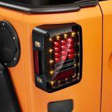 07-15 für JeepWrangler für hinteres Licht des Jeep-Endstück-Licht-LED