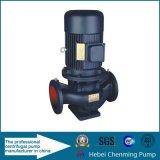 Pompe centrifuge à haute pression d'eau chaude d'entraîneur