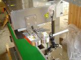 Calor contínuo do saco - máquina da selagem com correia transportadora