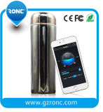 320ml vendent la cuvette intelligente de Bluetooth d'acier inoxydable