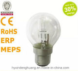 Lampe d'halogène de G45 230V 18W E14/E27/B22 Eco