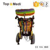 Children를 위한 개화 Therapy Suppliers Aluminum Reclining Cerebral Palsy Electric Wheelchair