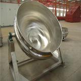 Crisol industrial de la cocción al vapor de la venta caliente