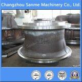 Molde de acero que echa el shell superior para las piezas de maquinaria de explotación minera
