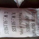 Sulfaat van het Natrium van 99% Min Anhydrous/Na2so4 voor het Textiel Verven